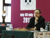 "Интервью. Интервью. Boris Gelfand: ""A person should try to achieve maximum success in his business"""