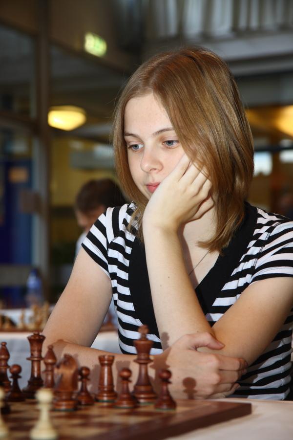 секс с шахматисткой